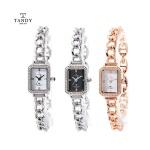 탠디 다이아몬드 원터치 셀프밴드 시계 (다이아 1PCS)