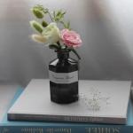 프리저브드 장미 마조리카 꽃병