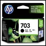 HP CD887AA / No.703 / Black