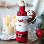 크리스마스 핸드메이드 와인홀더 (산타)