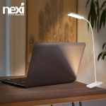 (NEXI) 넥시 클립형 LED 스탠드 (NX1155)