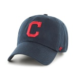 MLB모자 클리브랜드 인디언 네이비 C레드로고