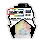 큐브랜드 3x3 크리스탈큐브 / 유아 큐브 블럭 장난감
