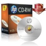 HP CD-RW 700MB 슬림케이스 1P(1장)/공시디/공CD/공DVD