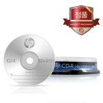 HP CD-R 700MB 10P CAKE 10장 케이크/공시디/공CD/공DVD