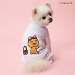 카카오프렌즈 댕댕이 올인원 강아지옷