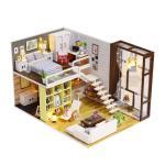 [adico]DIY 미니이처 하우스 - 그랜드 스위트 하우스