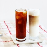 하이볼 글라스 2종 - 유리 주스 컵 에스프레소 샷 잔