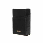Fennec Leather Case 001 Black