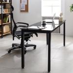 T4 철제프레임 1500X600 책상 테이블