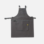 SWSW APRON WORK Grey