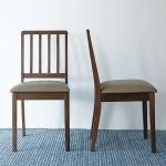 [베스트리빙]로체 모카 의자 1+1