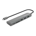 웨이브링크 UH3047RC 알루미늄 C타입 USB3.0 멀티허브