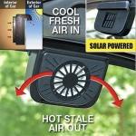 차량용 환풍기 공기청정기 습기제거 오토쿨러팬 오토