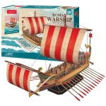 [3D퍼즐마을][T4037h] 로마 군선 (Roman Warship)