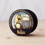 비틀즈 오르골 - 렛잇비(블랙원형)