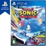 PS4 팀 소닉 레이싱 한글판 / 소닉레이싱