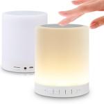 스마텍 LED 라이트 블루투스 스피커