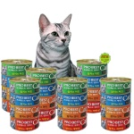 고양이캔 프로베스트캣 캣푸드80g