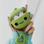 에어팟 1/2,차이팟 캐릭터 실리콘케이스 223 아기공룡