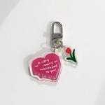 unbirthday cake key ring 키링 (acrylic)