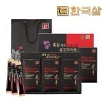[한국삼] 홍삼담은 구증구포 흑도라지청스틱 30포