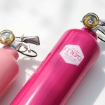 FIREVO 피레보 디자인 ABC 분말소화기 - 핑크팝