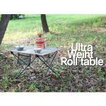 초경량 에코 롤 테이블L/접이식 테이블/백패킹 테이블