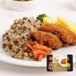 [허닭] 잡곡밥 도시락 현미렌틸콩밥 250g 1+1