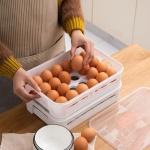 PH 계란 케이스 보관함 24구 적층가능