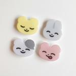 [11월2일출고] 히히클럽 모양 스마트톡