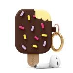 엘라고 아이스크림 실리콘 HANG 에어팟 케이스