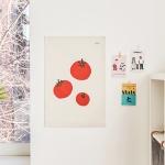 과일 일러스트 패브릭 포스터 / 가리개커튼