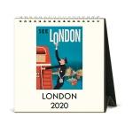 2020 카발리니 탁상캘린더 London