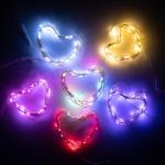 와이어전구 LED 무드등 줄조명