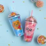 카카오프렌즈 아이스크림 아이스텀블러 2종