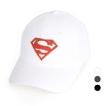 [디꾸보]슈퍼맨 고주파 로고 볼캡 야구모자 AC707