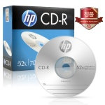 HP CD-R 700MB 슬림케이스 1P(1장)/공시디/공CD/공DVD
