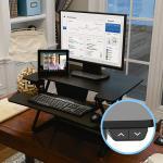 스마트 스탠딩 전동 높이조절 데스크 PM430