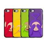 아이폰11 XR XS MAX 8 7+ 텔레토비 카드 범퍼 케이스