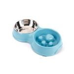 [봉봉펫닷컴] 고양이 강아지 발바닥 밥그릇