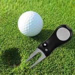 그린보수기 디봇툴 수리기 잔디 골프 그린 보수기