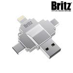 브리츠 올인원 멀티카드리더 BA-OTG1 (애플 8핀 / 마이크로USB / TYPE-C / TYPC-A)