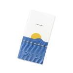 Travel journal_sunrise blue