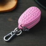 엘리자 키홀더 지갑(핑크)