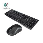 logitech 로지텍 무선 키보드 마우스 COMBO MK270R / 2.4GHz / on.off 전원버튼 /128비트 AES 암호화