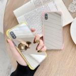 아이폰 미러 거울 실리콘 TPU 범퍼 폰케이스 1433
