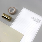 시인의 편지 5개 묶음 세트(A set / B set)