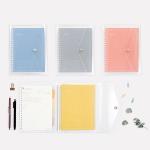 20공 노트 스냅커버 리딩카드북