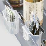 주방 냉장고 소스보관 다용도 소품정리 미니 포켓 2EA